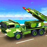 Army Missile Truck Simulator