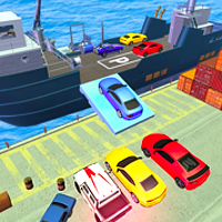 car transport ship simulator