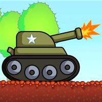 Trickfilm Panzer