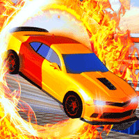 Crazy Stunt Cars