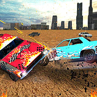 Demolition Derby Simulator