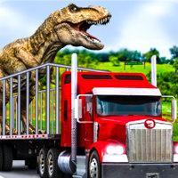Dino Transport Truck