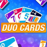 DUO Jeu de Cartes