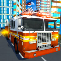 Feuerwehrauto Simulator