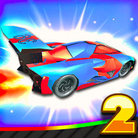 Flying Car Stunt 2