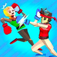Funny Ragdoll Wrestlers