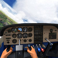 GeoFS Flight Simulator