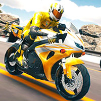 Highway Motorcycle Simulator