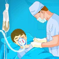 hospital surgeon