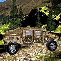 Humvee Offroad Simulator