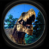 Снайпер динозавров