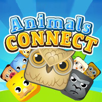 mahjong animal connect