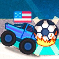 Football en Monster Truck
