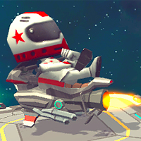 moto space racing 2 player