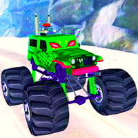 Off Road Truck Racing Game