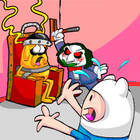 adventure time saw game