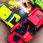 car simulator crash city