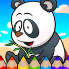 coloring book animals