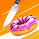 donut slicing