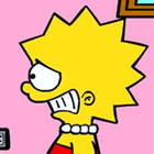 lisa simpson saw game