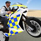 police bike simulator