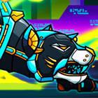 police robot iron panther