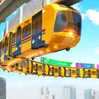 sky train simulator