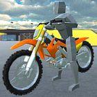 sport stunt bike