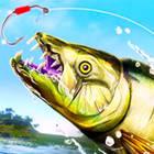 summer lake fishing