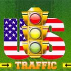 us traffic