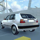 vw golf simulator