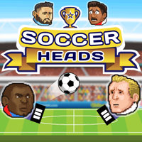 Sports Heads: Soccer