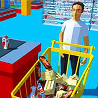 supermarket simulator