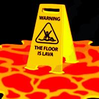 The Floor is Lava.io