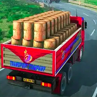 Truck Cargo Driver