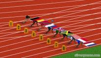 Бег На 100 Метров: Track