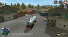 18 Wheeler Cargo SImulator: Truck Transportation