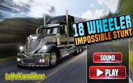 18 Wheeler Impossible Stunt: Menu Monster Truck