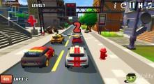 2 Player City Racing 2: Gameplay Car Race
