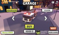 2 Player City Racing: Screenshot