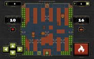 2 Player Tank Wars: Gameplay Tanks Maze