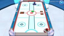 Hockey De Mesa 3D: Gameplay Duell