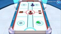 3D Аэрохоккей: Gameplay Air Hockey