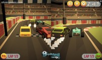 3D Arena Racing: Multiplayer