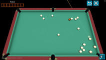 3D Billiard Pyramid: Billiard Gameplay Shooting