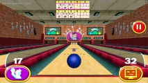 3D Bowling: Gameplay Bowling Cpu