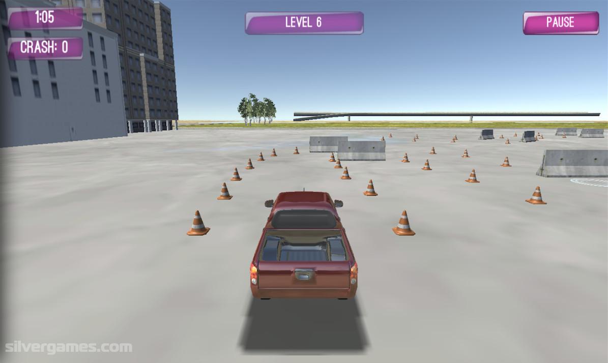 Einpark Simulator
