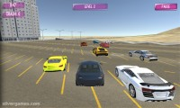 Simulateur De Parking De Voitures: Gameplay