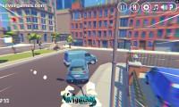 3D Город: Гонка 2 Игрока: Car Racing