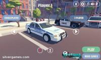3D Город: Гонка 2 Игрока: Gameplay
